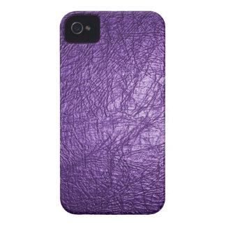 Purple Leather Look iPhone 4/4s iPhone 4 Case-Mate Cases