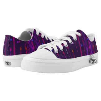 Purple Life Low Tops