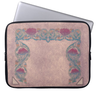 Purple Lilac flower Laptop Computer Sleeve