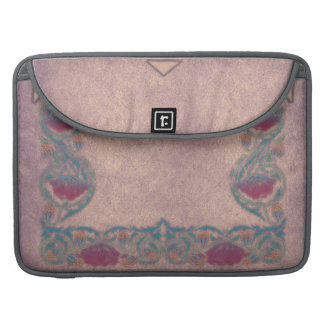 Purple Lilac flower Sleeve For MacBooks