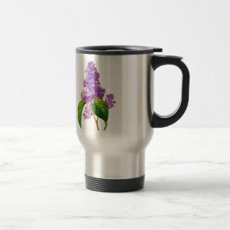 Purple Lilacs by Pierre-Joseph Redoute Coffee Mugs