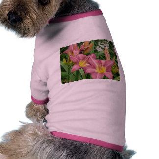 purple lily pet clothes