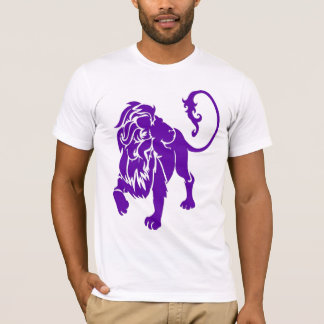 purple lion T-Shirt