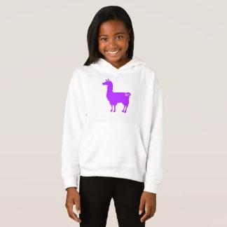 Purple Llama Hoodie