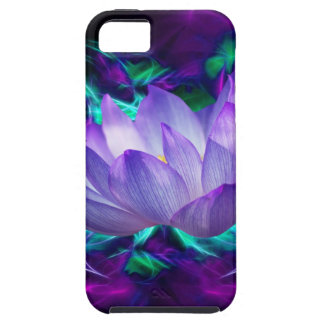 Purple lotus flower and its meaning case for the iPhone 5