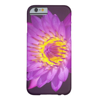 Purple Lotus Flower Barely There iPhone 6 Case