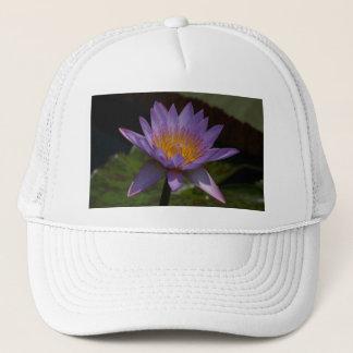 Purple Lotus Waterlily Hat