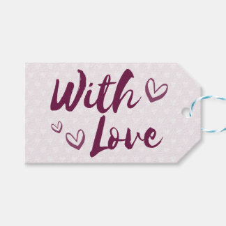 Purple Love And Lavender Hearts - Wedding, Party