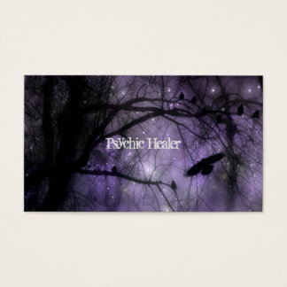 Purple Magic Business Card