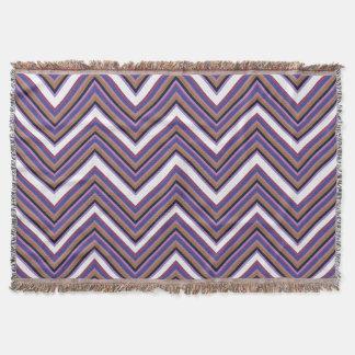Purple Majesty Throw Blanket