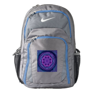 Purple Mandala Backpack