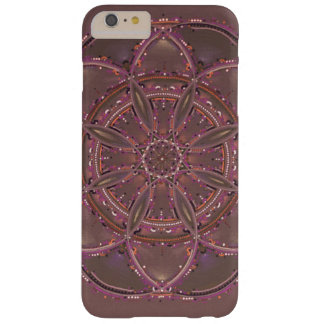 purple mandala barely there iPhone 6 plus case