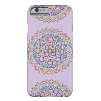 Purple Mandala Case