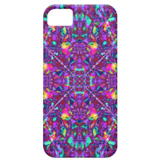 Purple Mandala Hippie Pattern Case For The iPhone 5