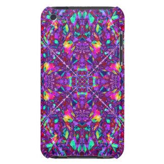 Purple Mandala Hippie Pattern iPod Touch Case