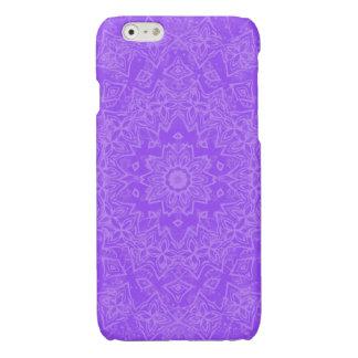 Purple Mandala iPhone 6 / 6S Gloss Case