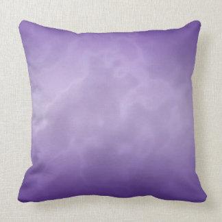 Purple Marble Cushion