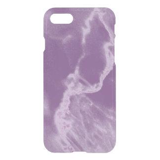 Purple Marble iPhone 7 Case