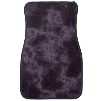 Purple Marble Texture Car Mat