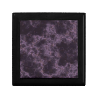 Purple Marble Texture Gift Box