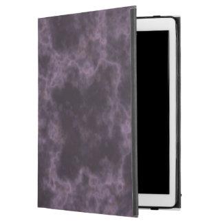 """Purple Marble Texture iPad Pro 12.9"""" Case"""