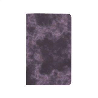 Purple Marble Texture Journal
