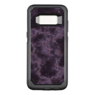 Purple Marble Texture OtterBox Commuter Samsung Galaxy S8 Case