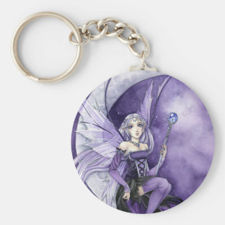 Purple Moon manga Fairy keychain