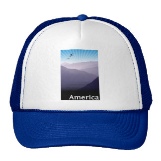 Purple Mountains Cap