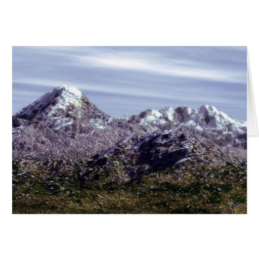 Purple Mountains Cards