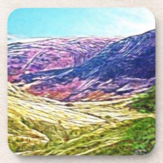 Purple Mountains Coaster