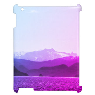 Purple Mountains Ipad Case