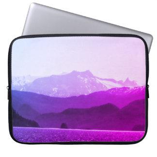 Purple Mountains Laptop Sleeve