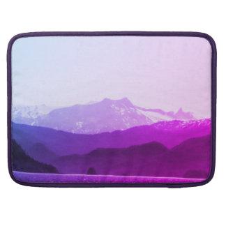 Purple Mountains Macbook Sleeve Sleeve For MacBook Pro