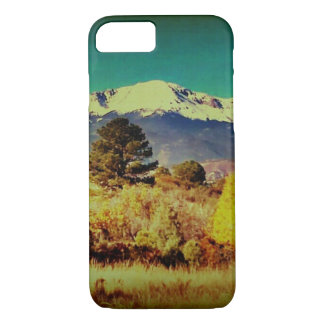 Purple Mountains Majesty iPhone 7 Case
