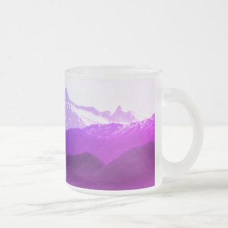 Purple Mountains Mug