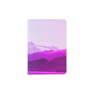 Purple Mountains Passport Holder