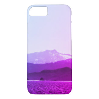 Purple Mountains Phone Case