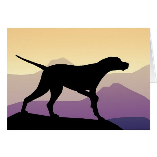 Purple Mountains Pointer Cards