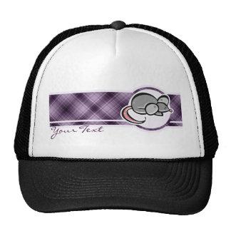 Purple Mouse Hat