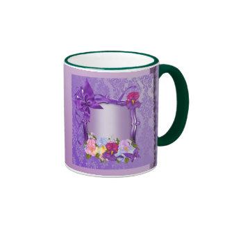 Purple Ringer Mug