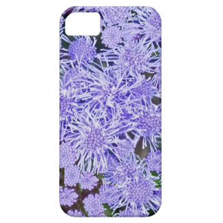 Purple Mums Barely There iPhone 5 Case