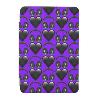 Purple Music Emoji iPad mini Smart Cover iPad Mini Cover