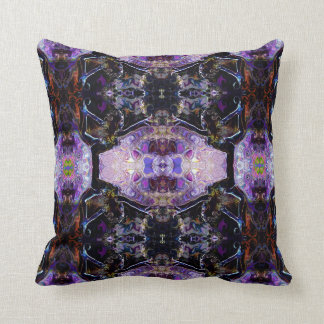 Purple Natarajasana Dancer Yoga Pillow Deprise