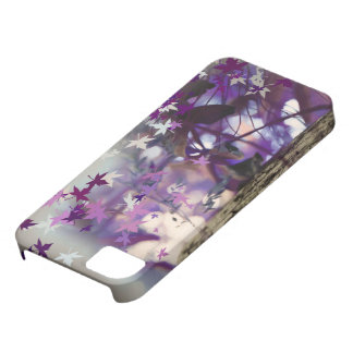 Purple nature barely there iPhone 5 case
