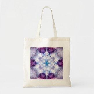 Purple Nebula Kaleido-Tote Tote Bag