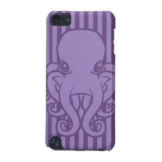 Purple Octopus iPod Touch 5G Cases