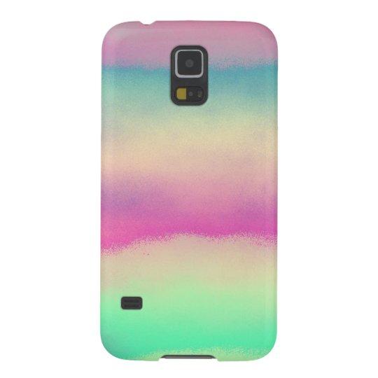 Purple Ombre Galaxy S5 Cases