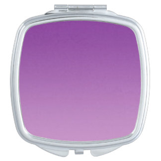 Purple Ombre Vanity Mirror