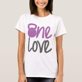 "Purple ""One Love"" T-Shirt"